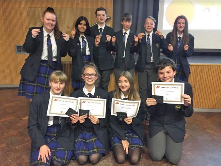 North Essex Mathematic Olympian success